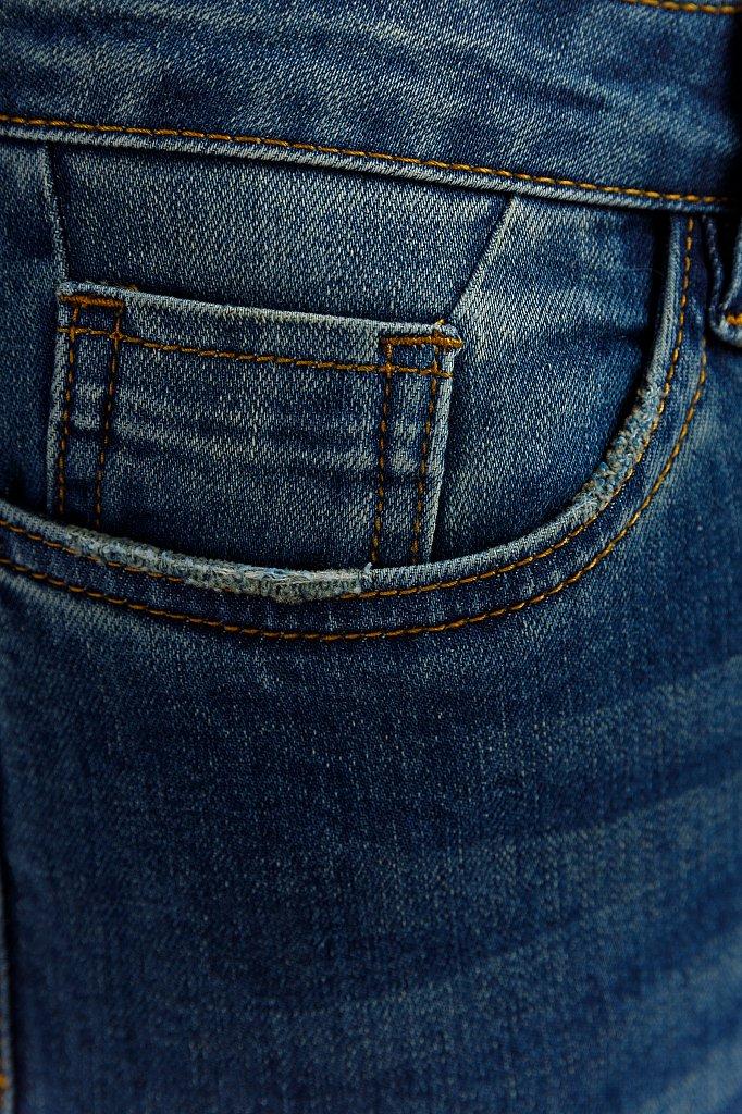 Брюки женские (джинсы), Модель B20-15019, Фото №5
