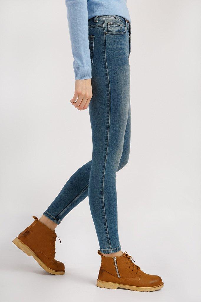 Брюки женские (джинсы), Модель B20-15027, Фото №3