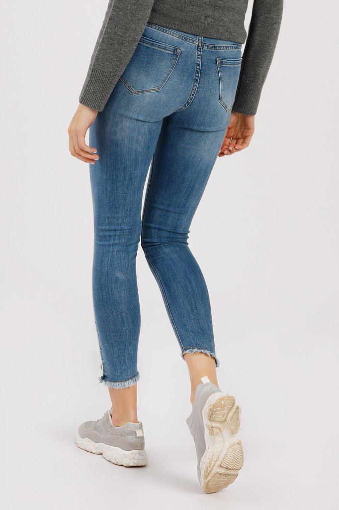 Брюки женские (джинсы), Модель B20-15034, Фото №4