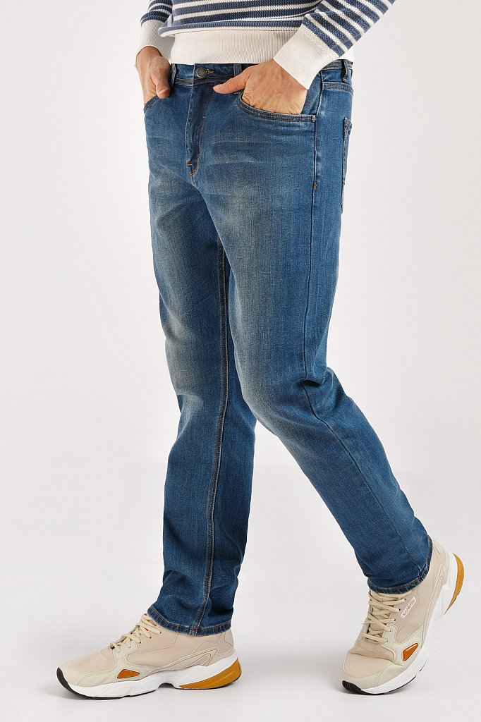 Джинсы мужские, Модель B20-25010, Фото №3