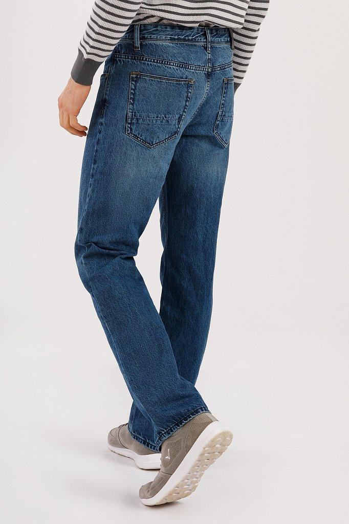 Джинсы мужские, Модель B20-25014, Фото №4