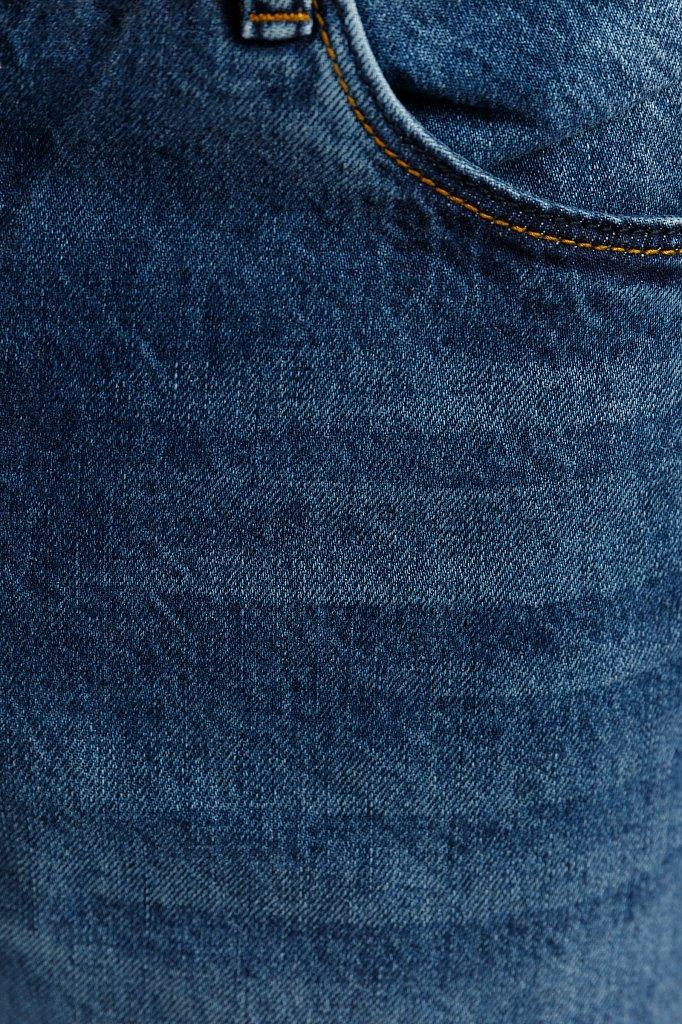 Джинсы мужские, Модель B20-25014, Фото №5