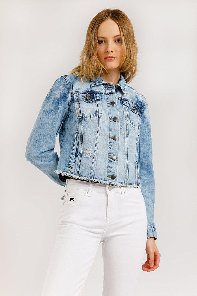 Куртка женская, Модель B20-15003, Фото №3