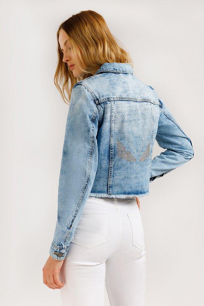 Куртка женская, Модель B20-15003, Фото №4