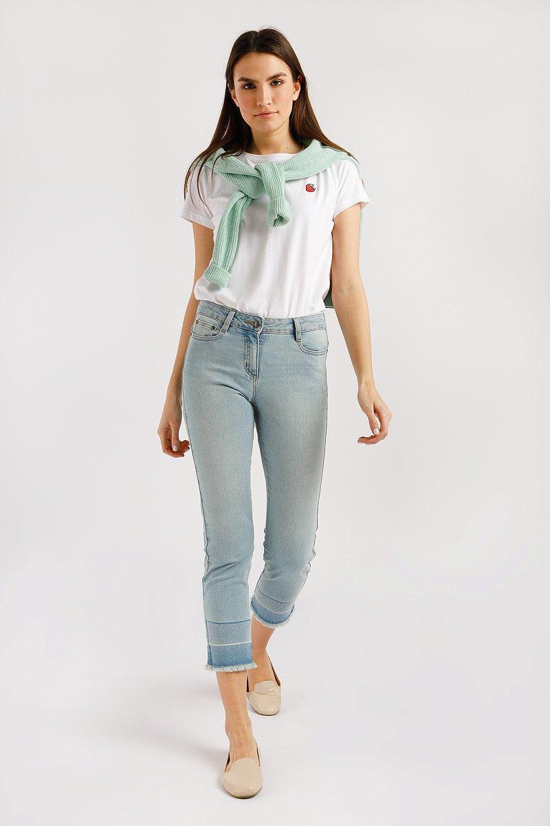 Брюки женские (джинсы), Модель B20-15021, Фото №1