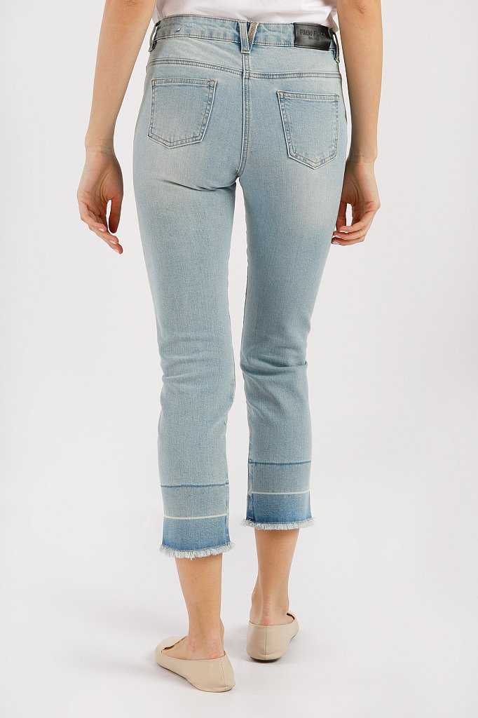 Брюки женские (джинсы), Модель B20-15021, Фото №4