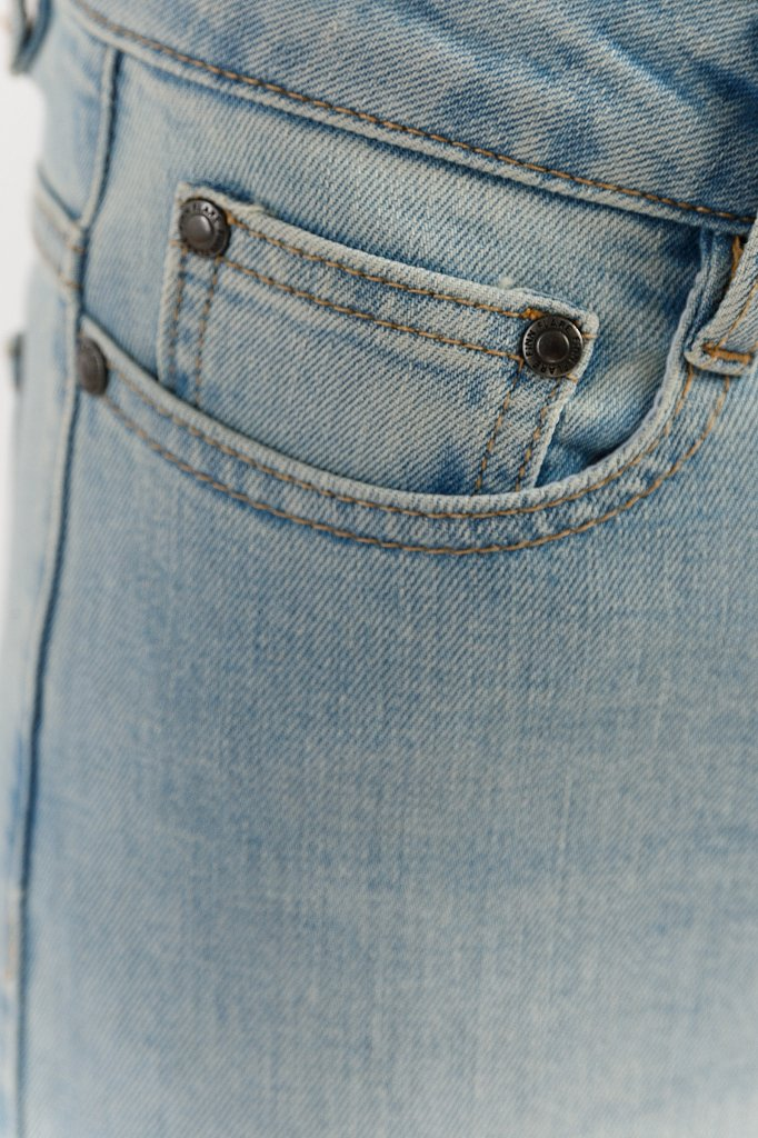 Брюки женские (джинсы), Модель B20-15021, Фото №5