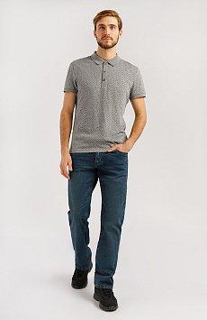 Брюки мужские (джинсы), Модель B20-25015, Фото №2