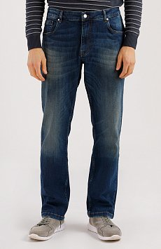 Брюки мужские (джинсы), Модель B20-25017, Фото №1