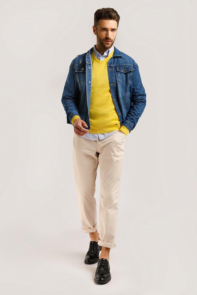 Куртка джинсовая мужская, Модель B20-25000, Фото №2