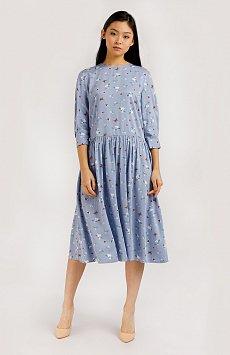 Платье женское, Модель B20-12052, Фото №2
