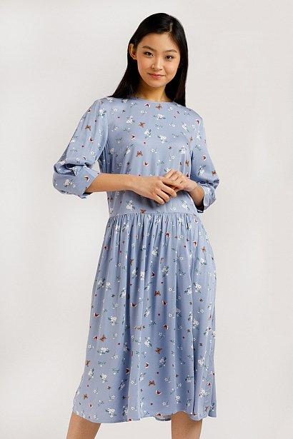 Платье женское, Модель B20-12052, Фото №1