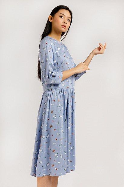 Платье женское, Модель B20-12052, Фото №3