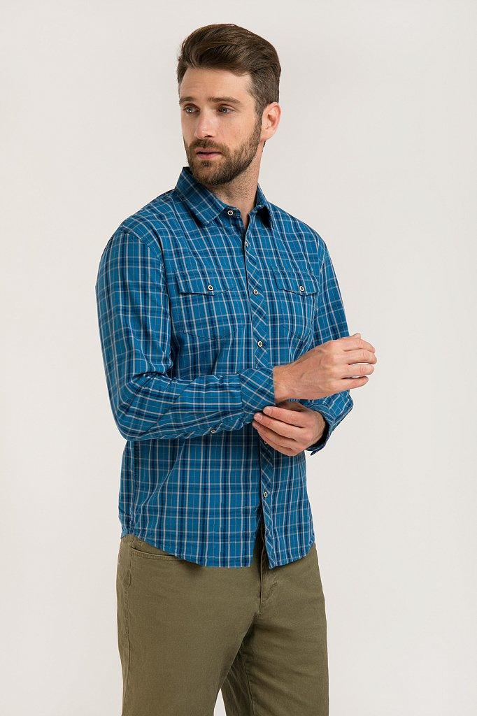 Рубашка мужская, Модель B20-22023, Фото №1