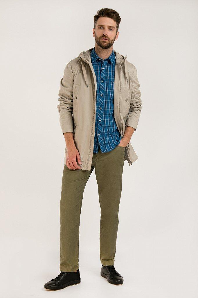 Рубашка мужская, Модель B20-22023, Фото №2