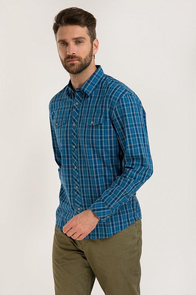 Рубашка мужская, Модель B20-22023, Фото №3