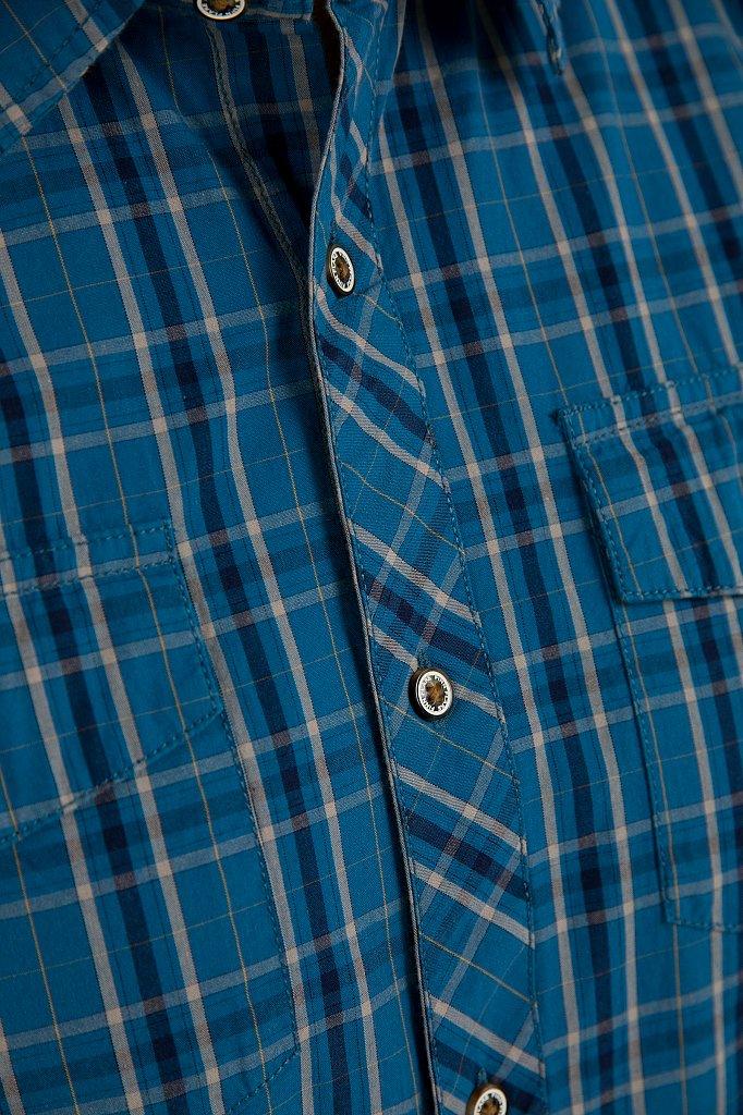 Рубашка мужская, Модель B20-22023, Фото №5