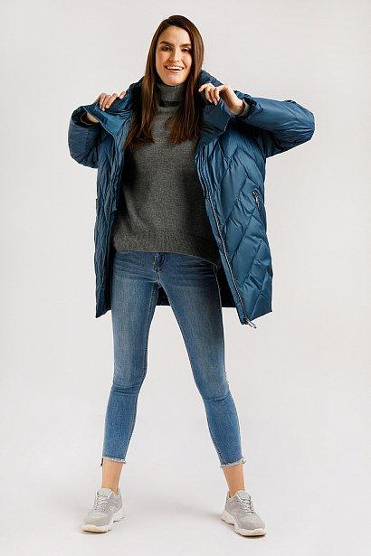 Полупальто женское, Модель B20-12007, Фото №2