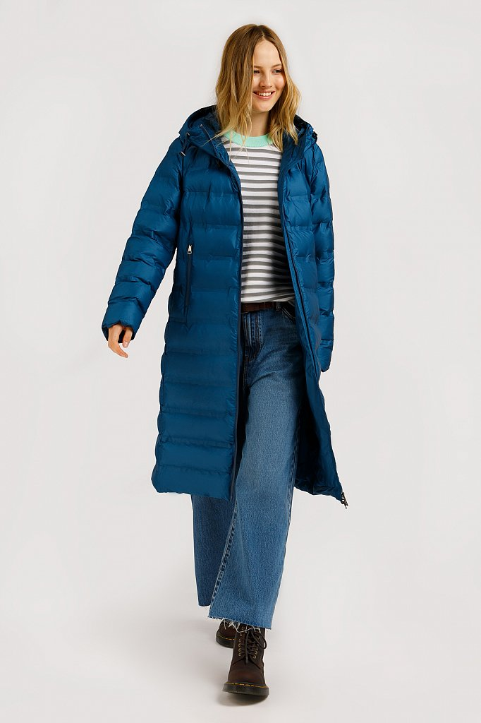 Пальто женское, Модель B20-32065, Фото №2