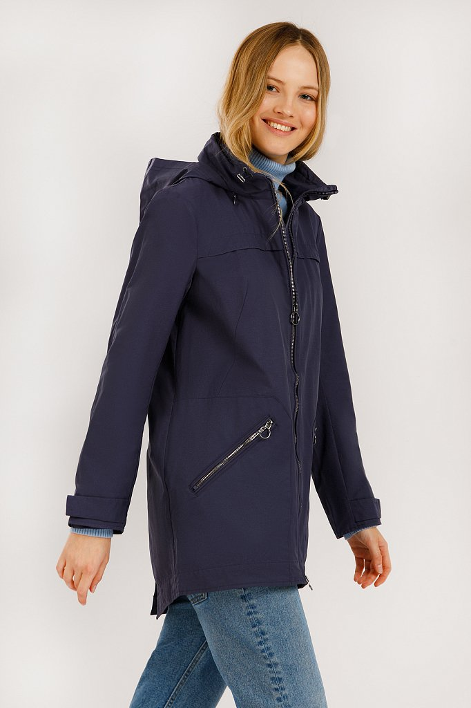 Куртка женская, Модель B20-11021, Фото №3