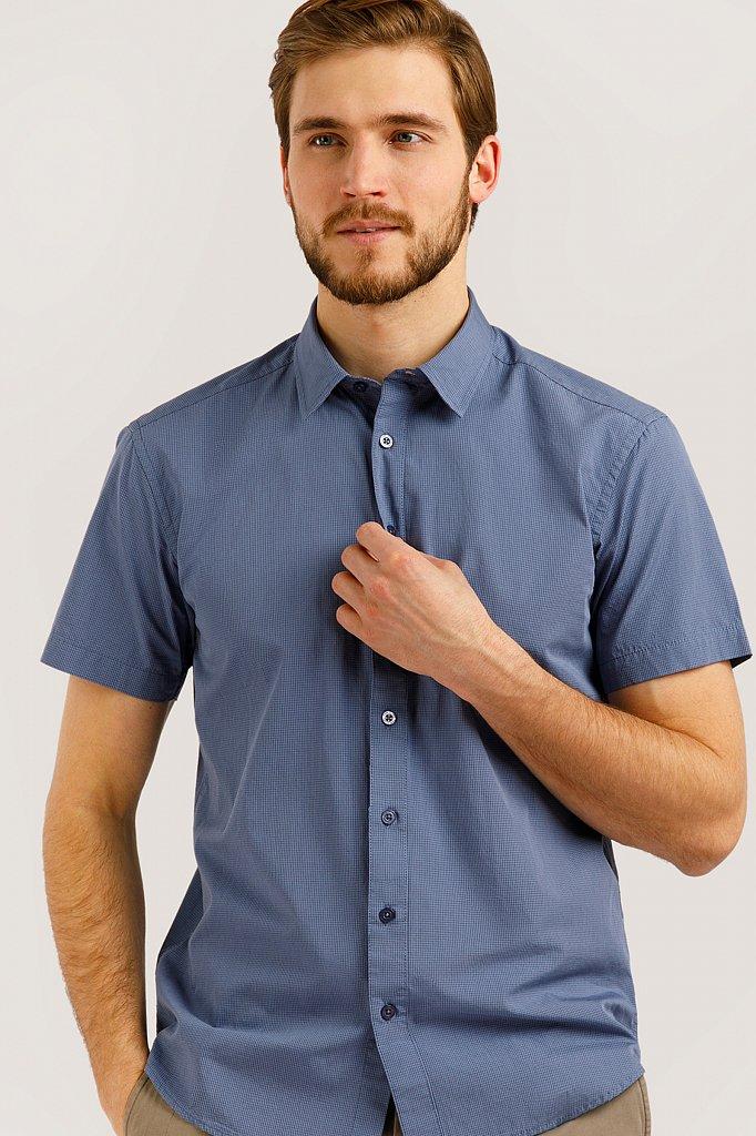 Рубашка мужская, Модель B20-21025, Фото №1