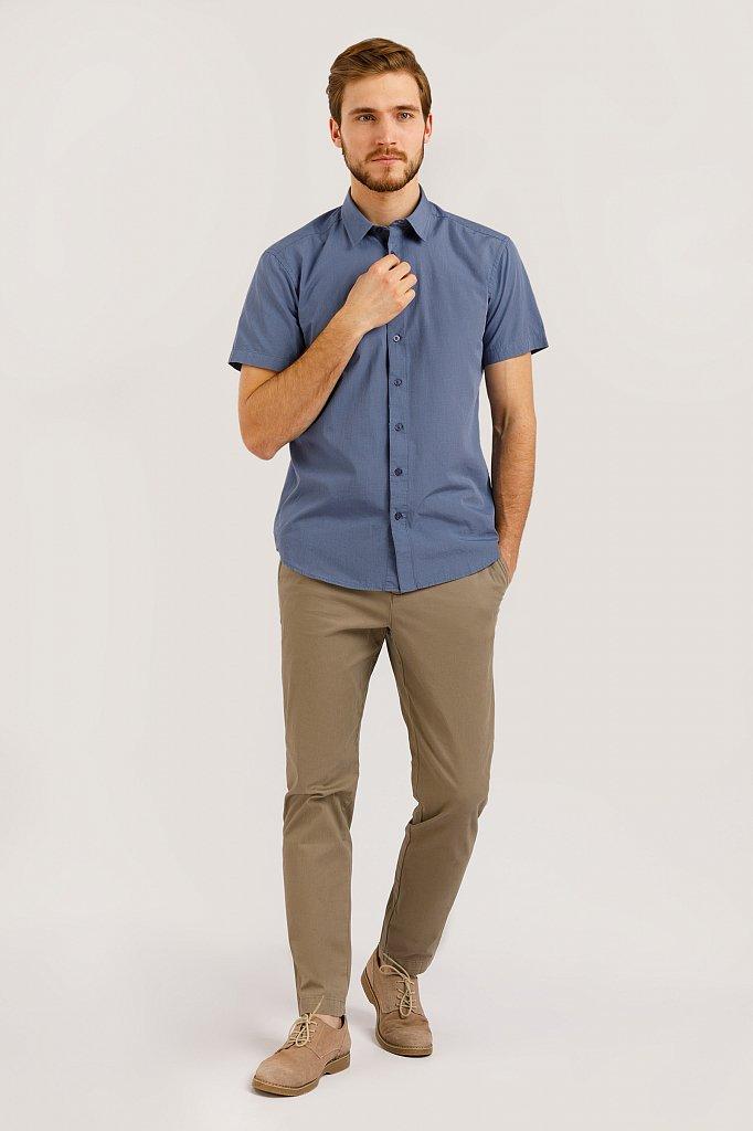 Рубашка мужская, Модель B20-21025, Фото №2