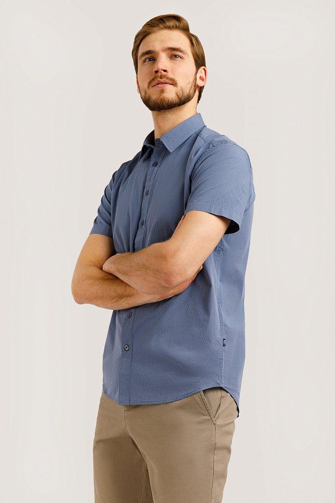 Рубашка мужская, Модель B20-21025, Фото №3
