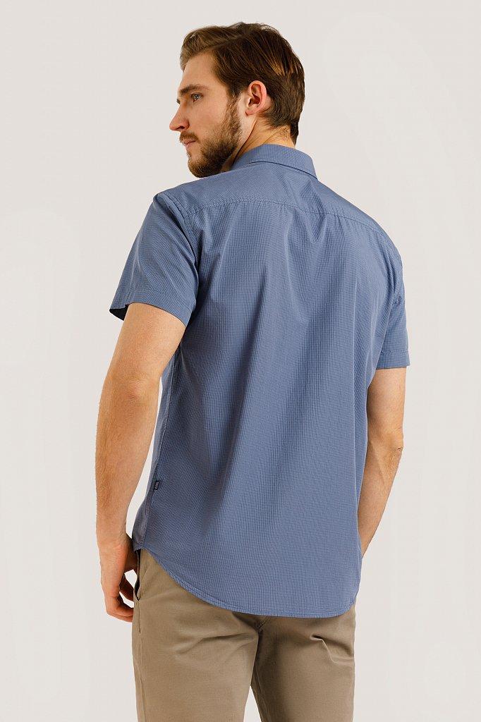 Рубашка мужская, Модель B20-21025, Фото №4