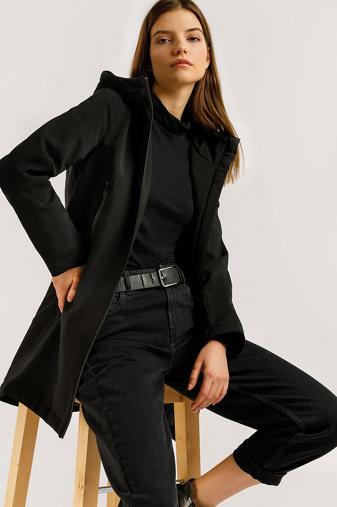 Полупальто женское, Модель B20-13002, Фото №1