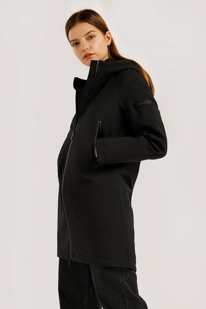 Полупальто женское, Модель B20-13002, Фото №4