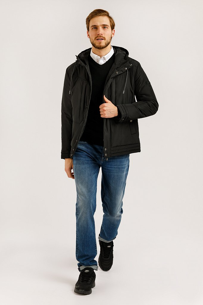 Куртка мужская, Модель B20-21006, Фото №2
