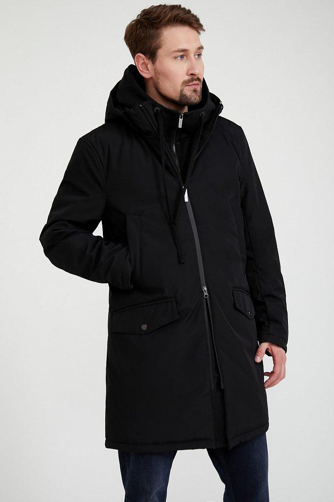Пальто мужское, Модель B20-21009, Фото №1