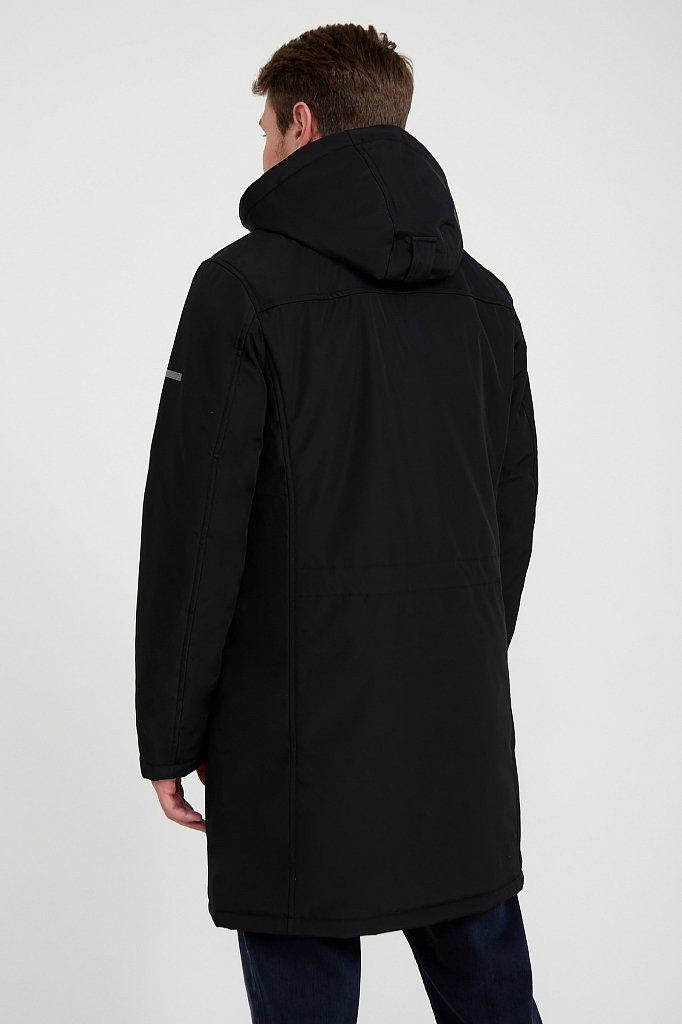 Пальто мужское, Модель B20-21009, Фото №4