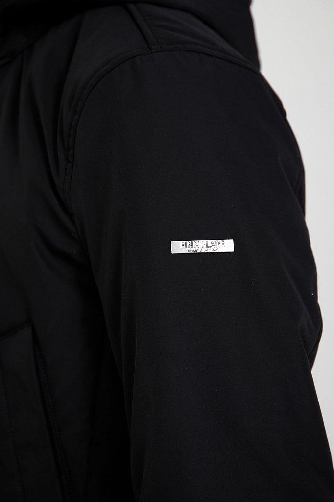 Пальто мужское, Модель B20-21009, Фото №5
