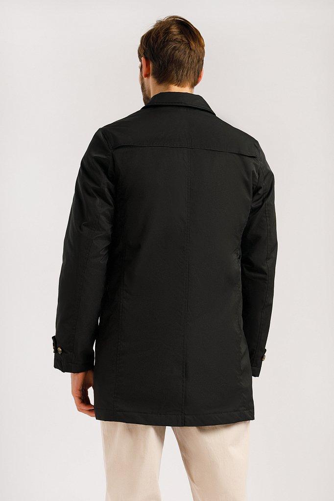 Пальто мужское, Модель B20-21041, Фото №4