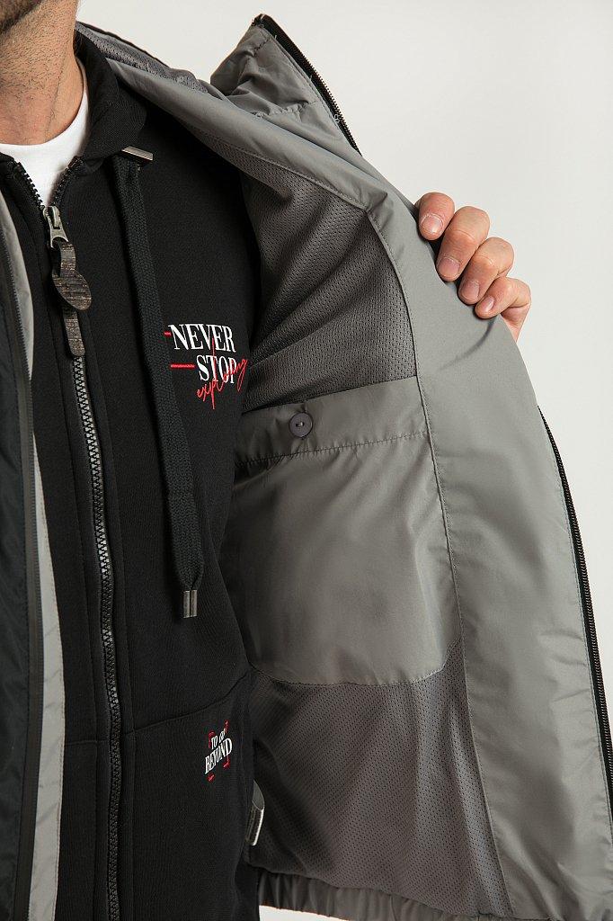 Куртка мужская, Модель B20-23002, Фото №5