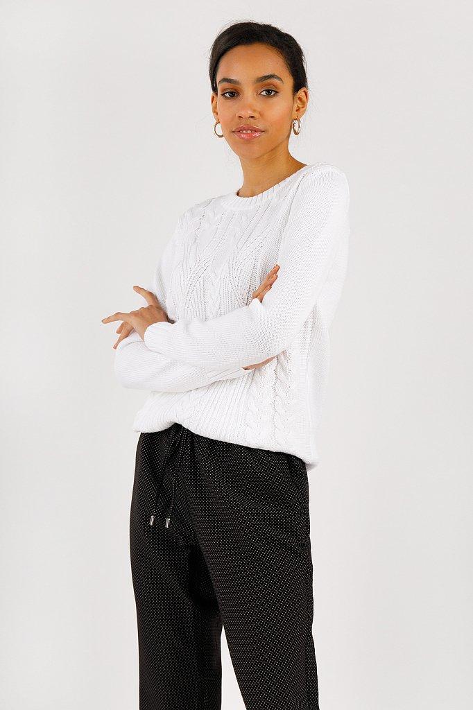 Джемпер женский, Модель B20-11108, Фото №1