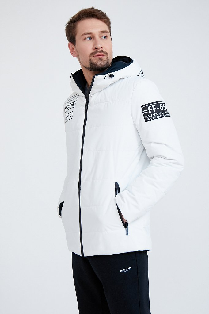 Куртка мужская, Модель B20-23000, Фото №1