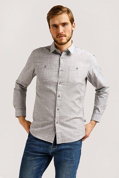 Верхняя сорочка мужская, Модель B20-22027, Фото №1