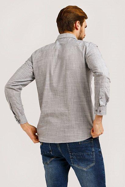 Верхняя сорочка мужская, Модель B20-22027, Фото №4