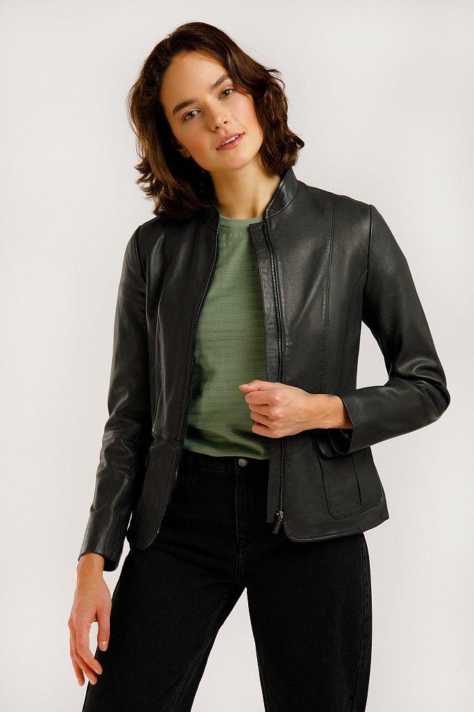 Куртка женская, Модель B20-11809, Фото №1