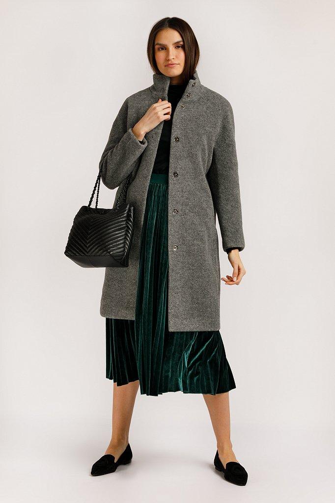 Пальто женское, Модель B20-12035, Фото №2