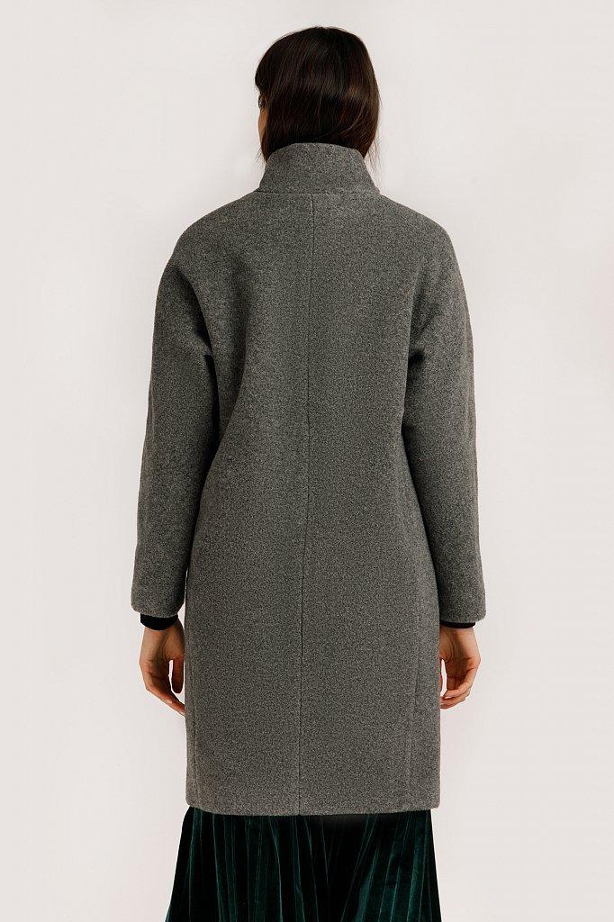 Пальто женское, Модель B20-12035, Фото №4