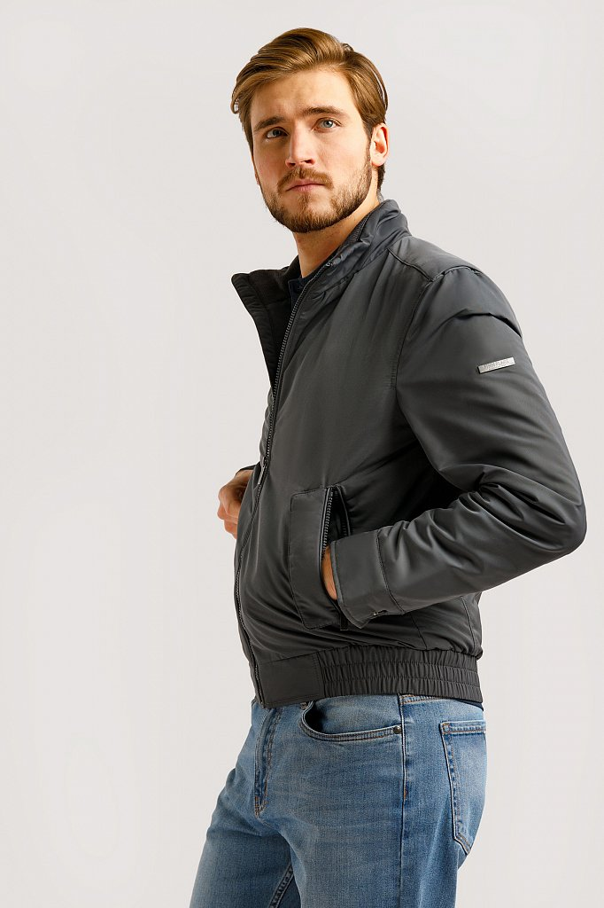 Куртка мужская, Модель B20-21010, Фото №4