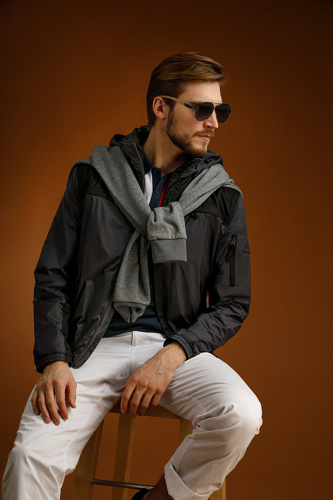 Куртка мужская, Модель B20-21012, Фото №1