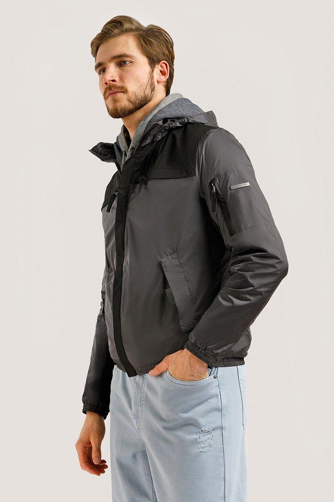 Куртка мужская, Модель B20-21012, Фото №4