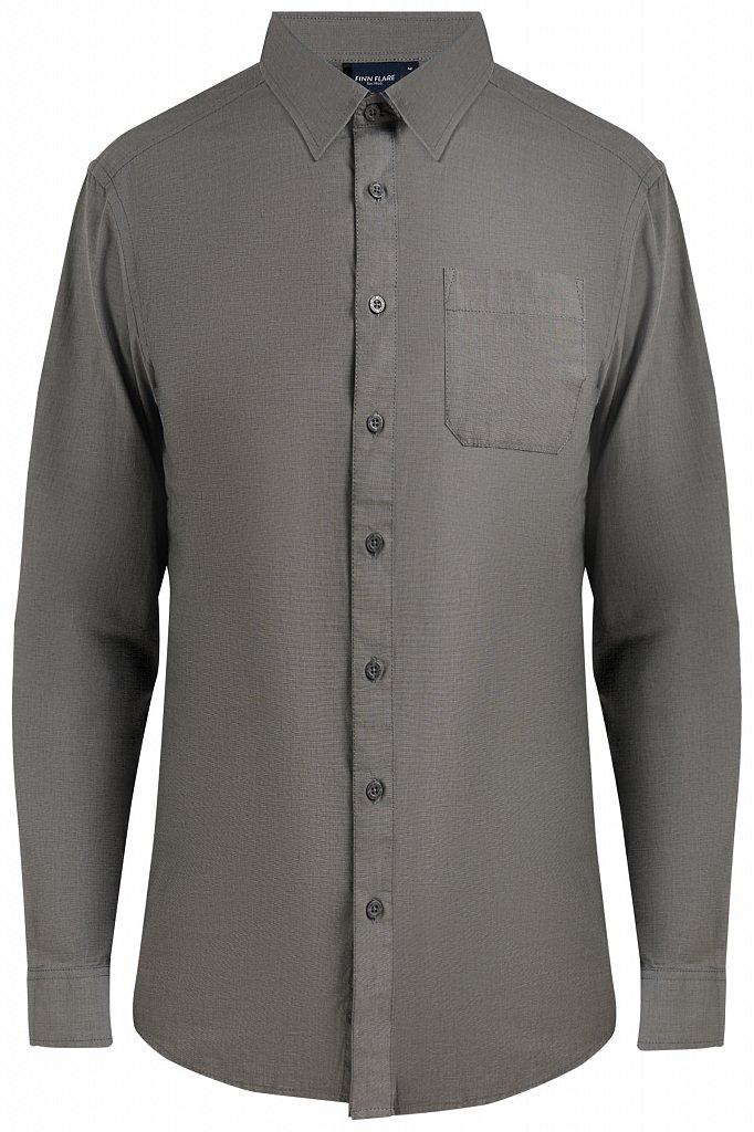 Рубашка мужская, Модель B20-21026, Фото №6