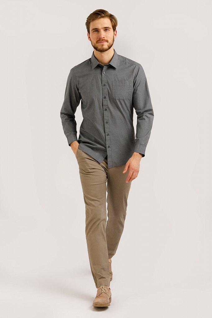 Рубашка мужская, Модель B20-21026, Фото №2