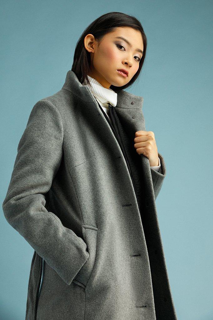 Пальто женское, Модель B20-11018, Фото №2