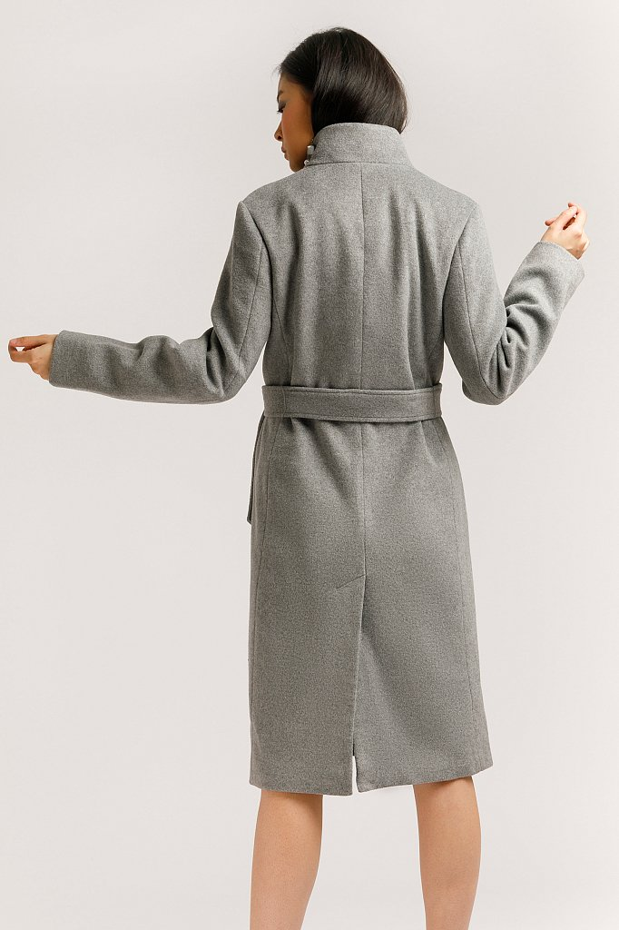 Пальто женское, Модель B20-11018, Фото №6
